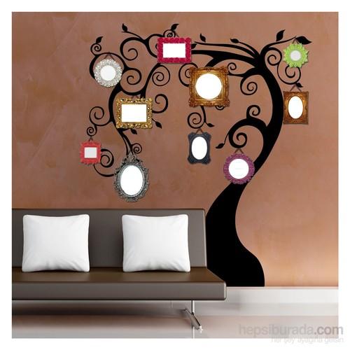 Artikel Lovely Family-4 Kadife Duvar Sticker Dp-862 ve Tuz boyama