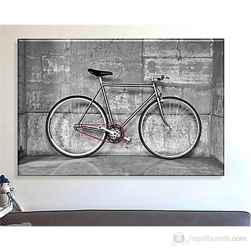 Bisiklet Kanvas Tablo