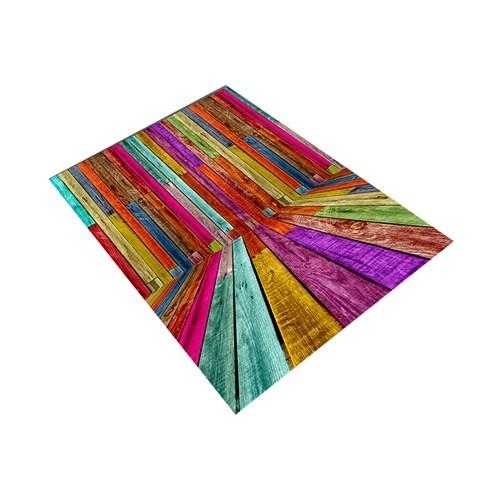 Jungle Colours Dekoratif Modern Halı 100X140 Cm