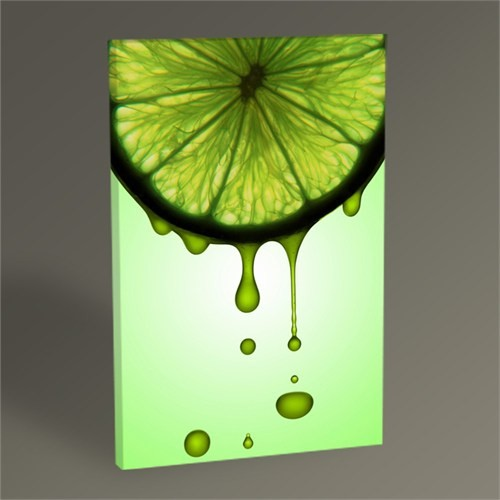 Tablo 360 Green Lime Tablo 45X30