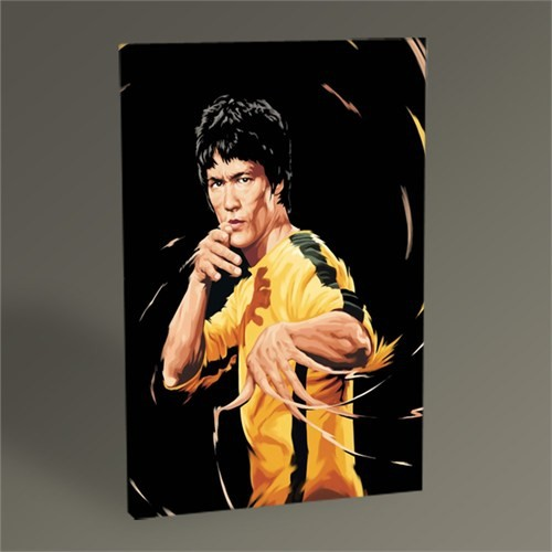 Tablo 360 Bruce Lee Tablo 45X30