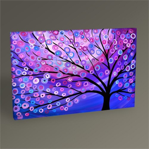 Tablo 360 Abstract Tree 45X30