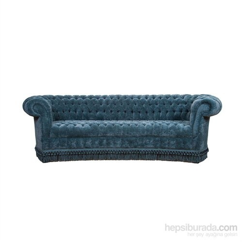 Petreol Green Chesterfield - Yeşil