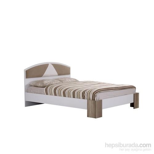 Alpino Yaprak Yatak Odası Karyola (Başucu Hariç)