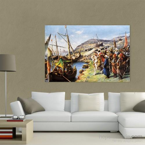 Atlantis Tablo İstanbulun Fethi 105X70 Cm