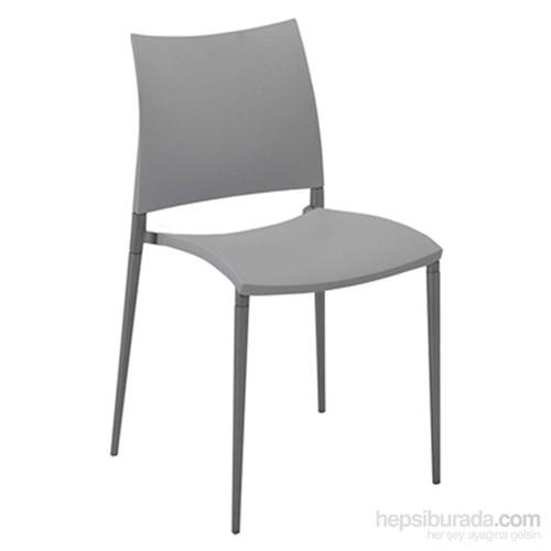 Neptün Sandalye Gri