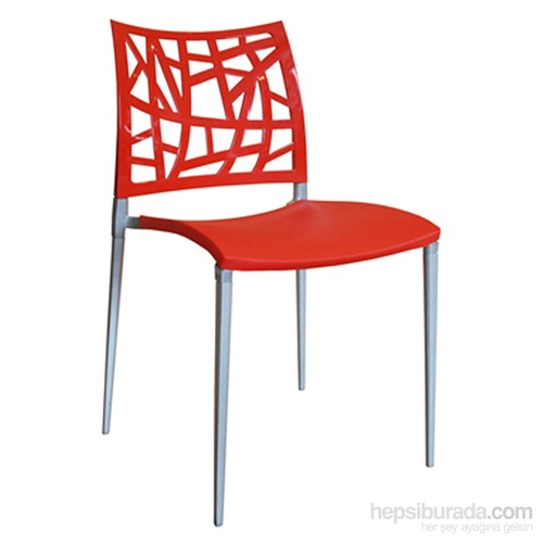 Neptün Pc Sandalye Kırmızı