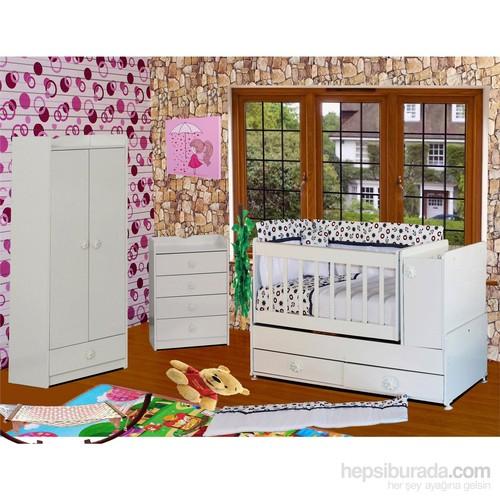 Banana Baby&Kids Prome Bebek Odası 2 Kapılı