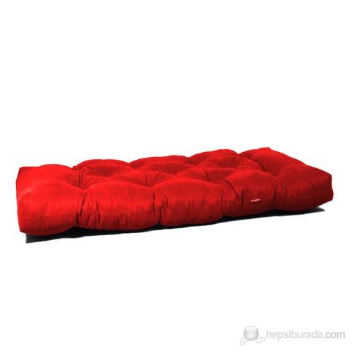 Oturma Minderi - Kırmızı