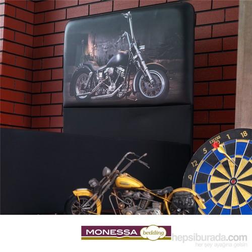 Monessa Chopper Baza Başlığı Tek Kişilik