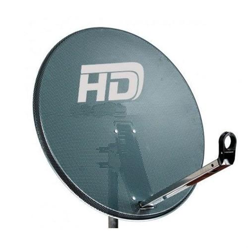Profesyonel Delikli 85 Cm Pratik Sistem Uydu Anteni