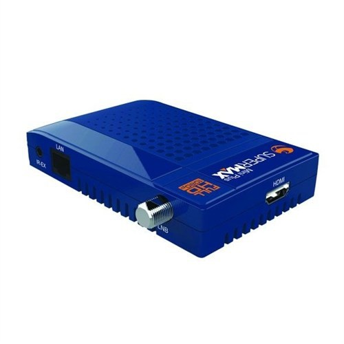Süpermax Mini Plus Hd Uydu Alıcısı
