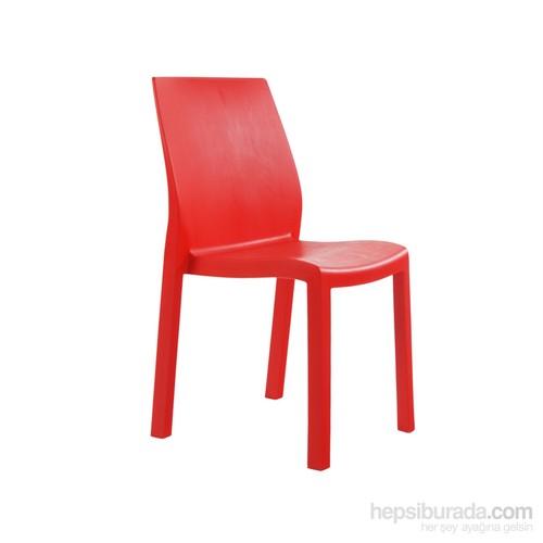 Papatya Yummy Sandalye Kırmızı