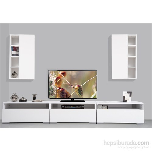Kenyap Plus 814144 Diamond Tv Ünitesi Beyaz