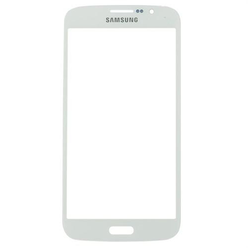 Samsung Galaxy Mega 6.3 Orjinal Dokunmatik Ve Lens Beyaz