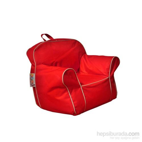 Pufumo Mito Çocuk Koltuk ( Kırmızı )