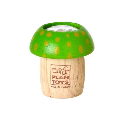 Plantoys Mantar Kaleydoskop Yeşil (Mushroom Kaleidoscope)