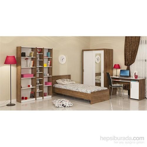 Moda Life Mobetto Cool Medium Genç Odası Sümela-Beyaz