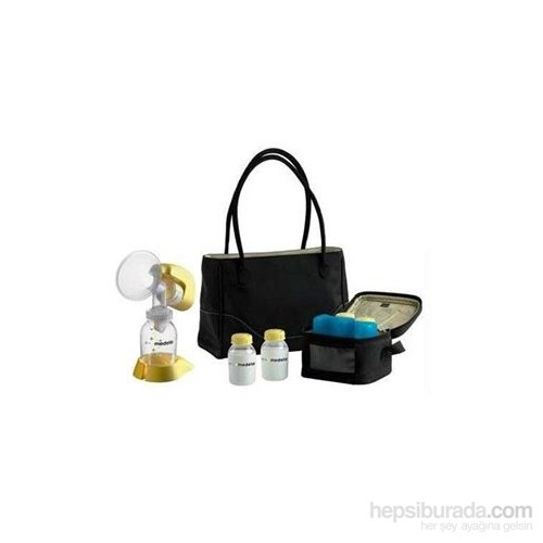 Medela Mini Elektrikli Ve Pilli Süt Pompası Çantalı Set ( Starter Pack)