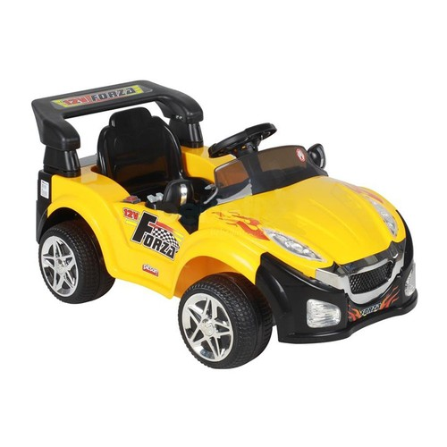 Pilsan Forza 12V Akülü Araba -Sarı