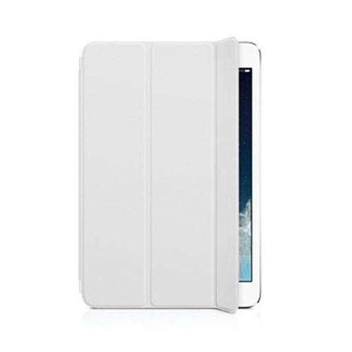 Microsonic Akıllı Uyku Modlu Smart Cover İpad Mini 3 Kılıf Beyaz