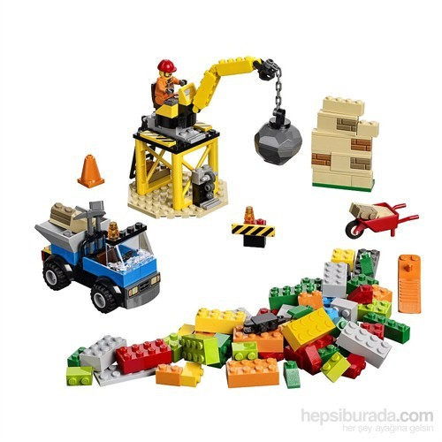 LEGO Juniors 10667 İnşaat