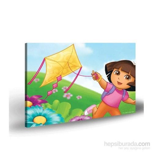 Artikel Kanvas Tablo Lisanslı Dora-1 50x70 cm