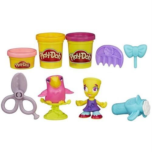 Play-Doh Town Hairdresser Ve Minik Arkadaşı B5973