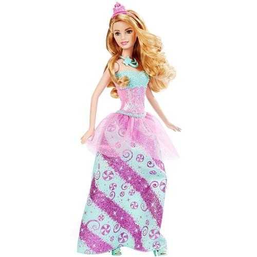 Barbie Sihirli Dönüşen Prensesler Dhm54