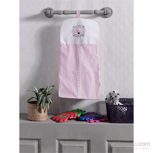 Kidboo Rabitto Pink Çamaşır Torbası