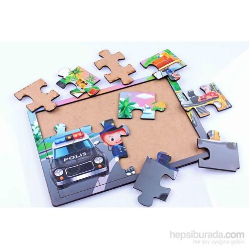 Learning Toys Ahşap Eğitici Yapboz