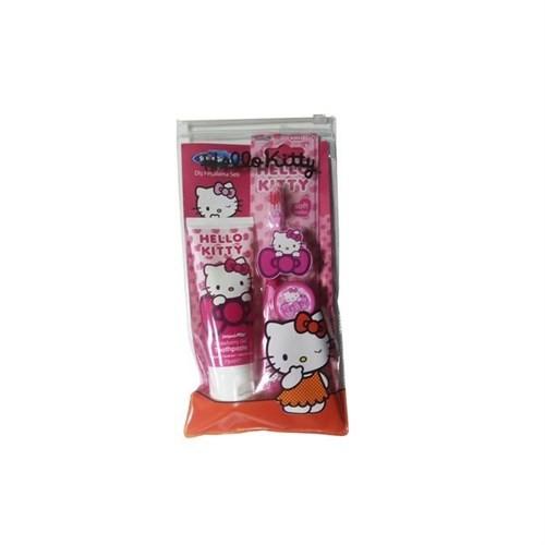 Rocs Hello Kitty Çantalı Diş Fırçalama Seti