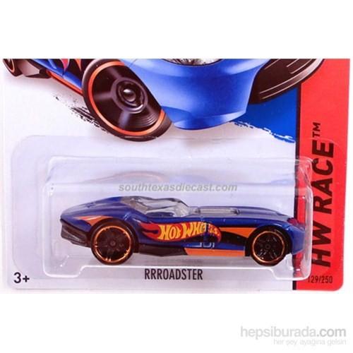Hot Wheels Tekli Araçlar Rrroadster