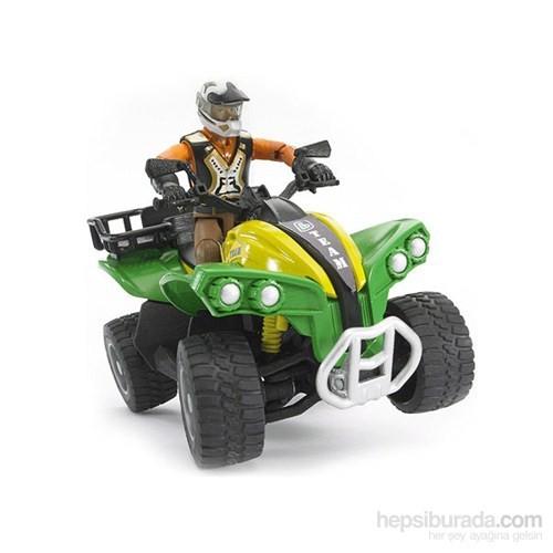 Bruder B World Quad Motor ve Sürücü 63000
