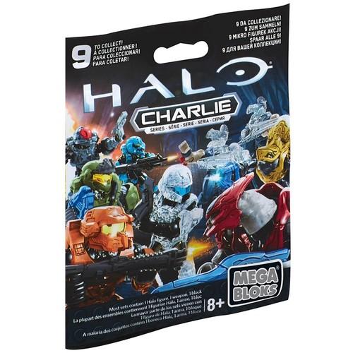 Mega Bloks Halo Maf Charlie Serisi