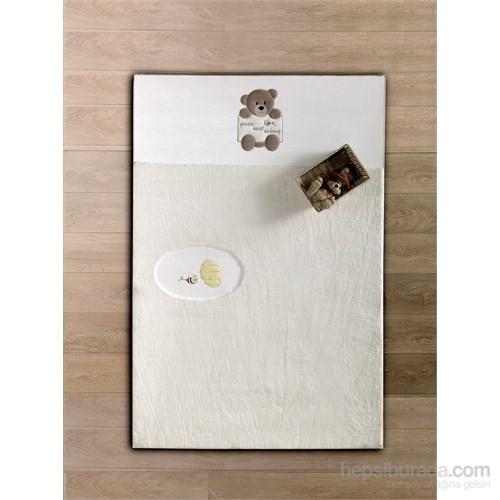 Kidboo Honey Bear Linen 120X180 Halı