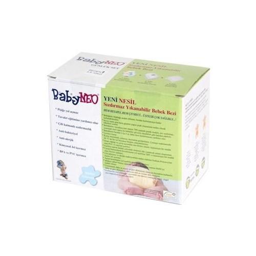 Babyneo Yeni Nesil Yıkanabilir Bebek Bezi Günlük Set 2 10-20 Kg