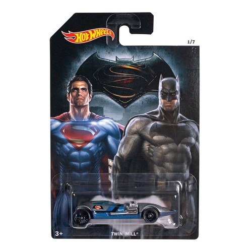 Hot Wheels Dc Arabalar Batman Özel Serisi