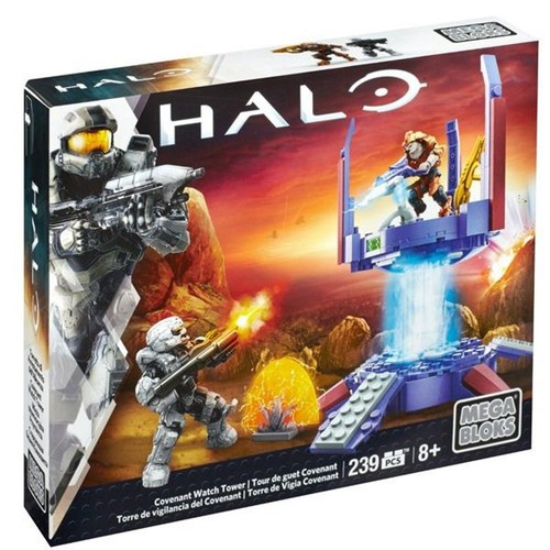 Mega Bloks Halo Covenant Sniper Tower