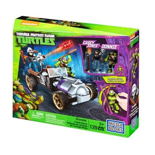 Mega Bloks Tmnt Donnie'S Racecar