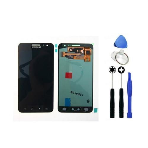Samsung Galaxy A3 Orjinal Lcd Ekran Siyah + Sökme Aparatı