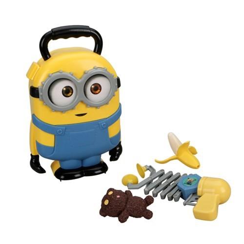 Minions Minions Bob'un Taşıma Çantası ve Eşyaları