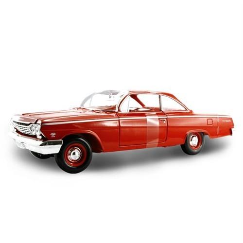 Maisto 1962 Chevrolet Bel Air 1:18 Model Araba