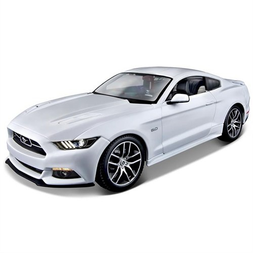 Maisto 1:18 2015 Ford Mustang Gt Exclusive Model Araba