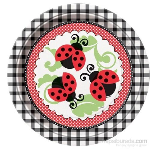 Balon Lively Ladybugs Tabak 23Cm (8 Ad)
