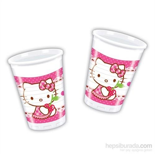 Balon Hello Kitty Hearts Bardak 180-200 Cc
