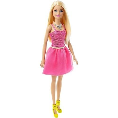 Barbie Pırıltılı Model Bebek Dgx82