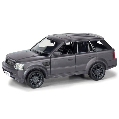 Rmz City Die Cast 1:36 Land Rover Range Rover Sport Matte Black Edition