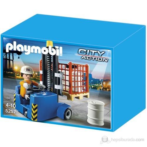 Playmobil Forlift