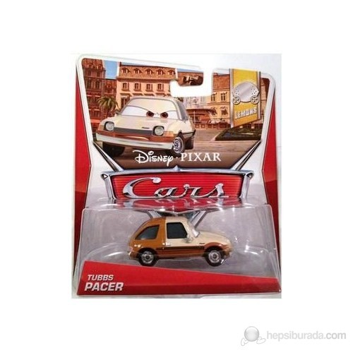 Dısney Pıxar Cars Tubbs Pacer